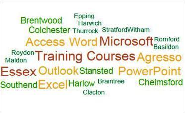 Essex Computer Training Courses Excel